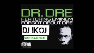 Dr. Dre & Eminem - Forgot About Dre (Instrumental Remake)
