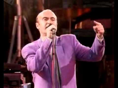 Phil Collins Hang in Long Enough (Berlin 1990)