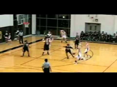 St. Teresa's Academy vs. Southwest high school basketball  1.12.12