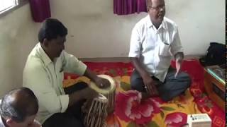 Raga Kedar by Dilip Shinde Amravati event of Sarang Sangeet Sabha