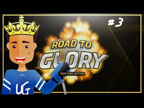PACK KING ROAD TO GLORY E3 -NHL 18 Hockey Ultimate Team