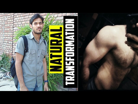 Indian Transformation Body | 7 Years of Fitness Journey 2010-2017