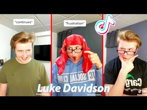 Download Luke Davidson Fun Facts - Tiktok Compilation - August 2021