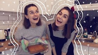 One of Lucy Moon's most viewed videos: Baking Banana Bread & Never Have I Ever | Lucy Moon and Dodie Clark