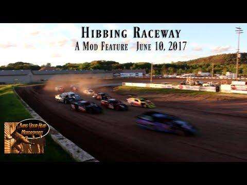 Hibbing Raceway A Mod Feature June 10, 2017