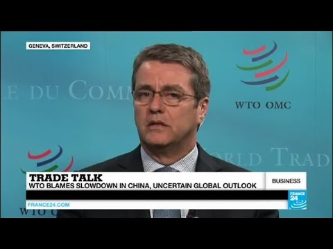 Why is global trade growing at a disappointing rate? We ask WTO D-G Roberto Azevedo