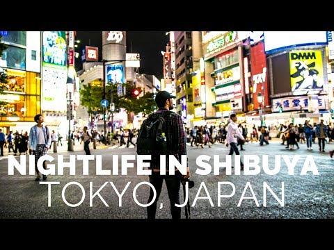 NIGHTLIFE IN TOKYO, SHIBUYA WAS EPIC! - 003