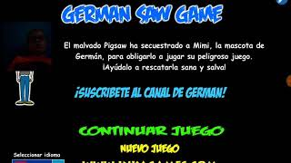 German Saw Game