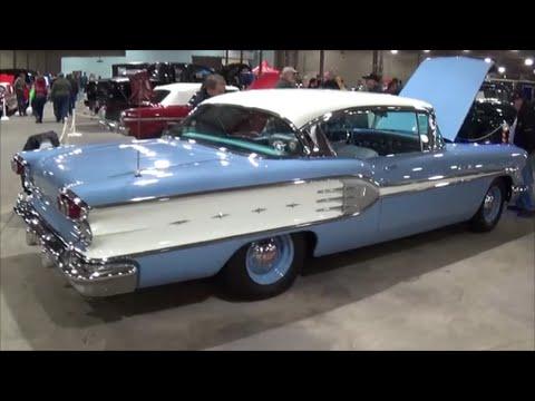 1958 Pontiac Star Chief Youtube