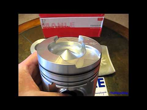 1000 HP Build Mahle Motor Sports