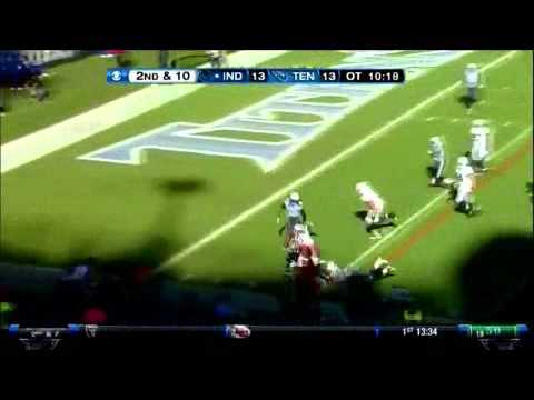 Andrew Luck Indianapolis Colts Trailer 2013-2014