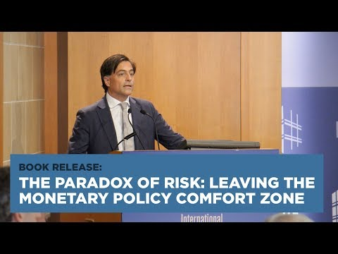 Book Release: The Paradox of Risk: Leaving the Monetary Policy Comfort Zone