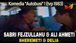Sheremeti e Delia - Autobusi 1 - Humor 1983 TVP