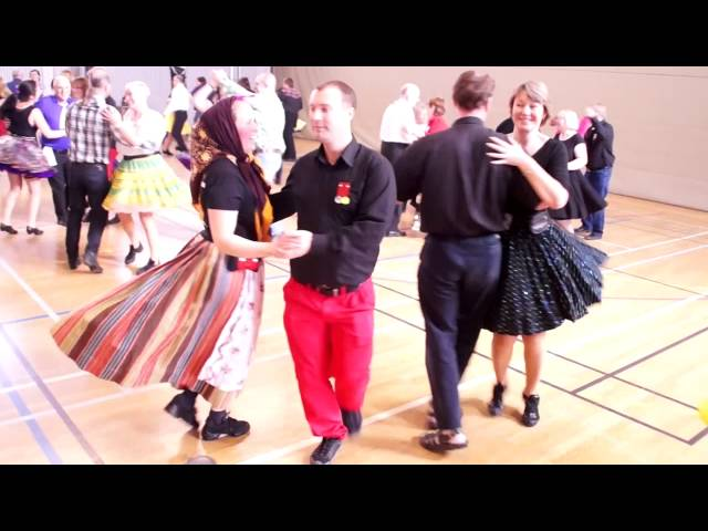 Anna Jois - The Squaredance Song