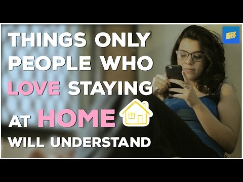 ScoopWhoop: Things Only People Who Love Staying At Home Will Understand