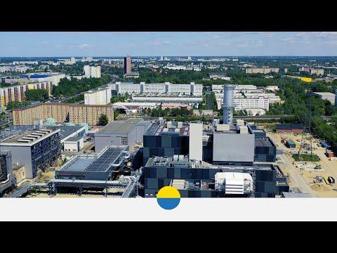 Video: Energie für die Zukunft Berlins - Neues Heizkraftwerk nimmt Betrieb auf