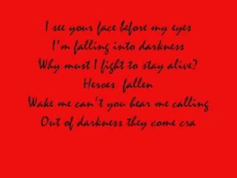 Christine Lorentzen-Creeping in my soul lyrics