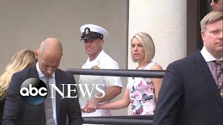 Witness claims he was killer at Navy SEAL trial