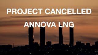 USA Annova LNG cancelled / 미국 …