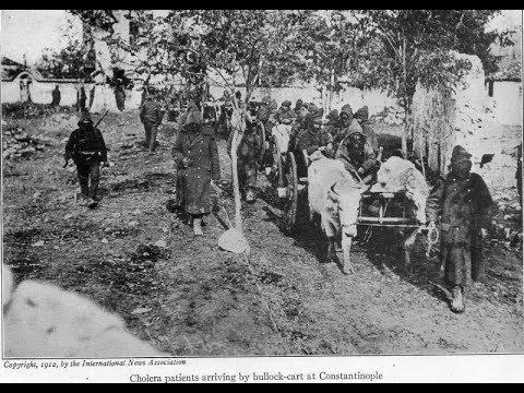 The Ottoman - Balkan Wars