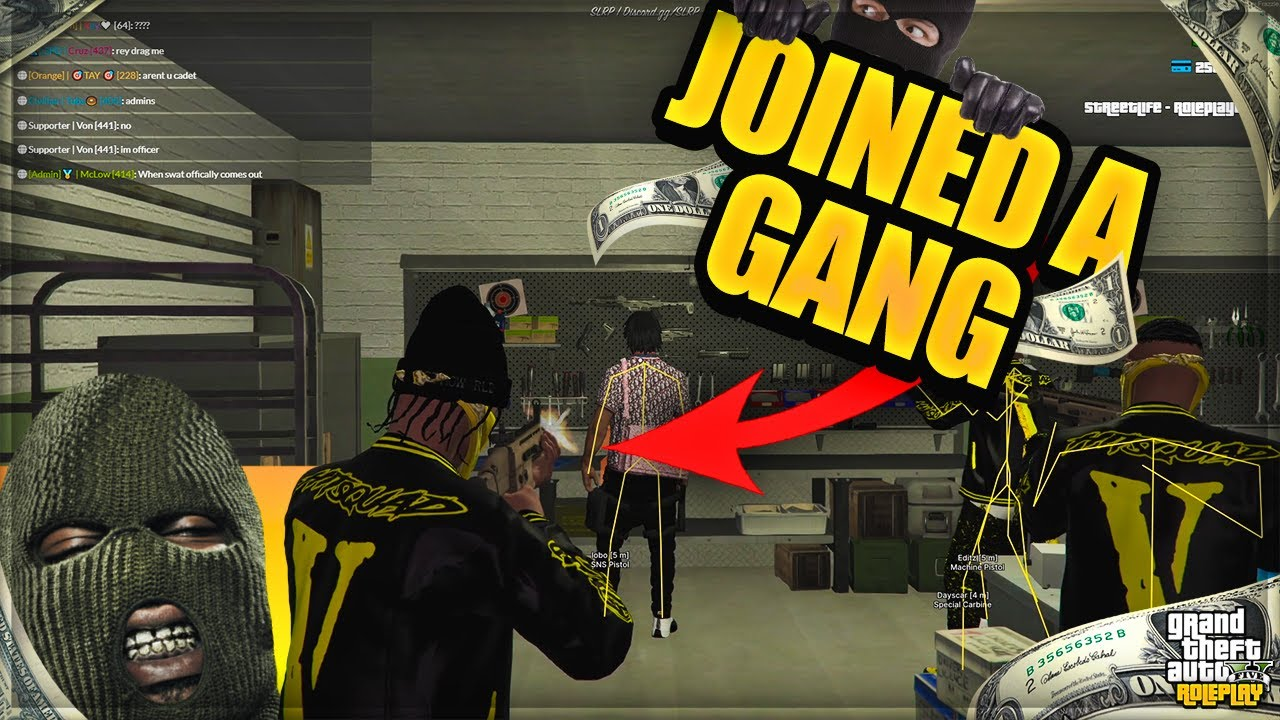 Download I LEFT THEIR GANG.. THEY GOT MAD AND SHOWED UP. (GTA 5 RP)
