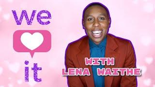 Lena Waithe Completely Stans Beyoncé