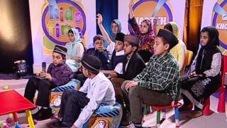 Kids Time: Programme no. 36 (English & Urdu)