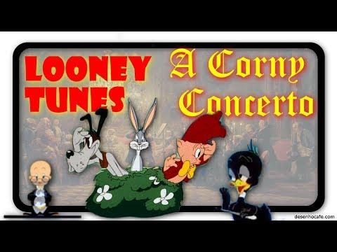 A Corny Concerto (1943) - Bugs Bunny, Daffy Duck, Porky Pig, Elmer Fudd HD 1080p