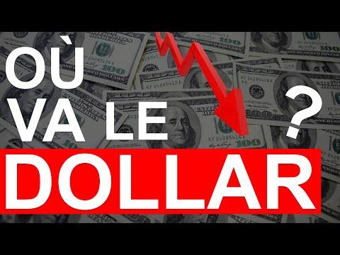 Où Va Le Dollar Américain ? Comprendre La Baisse Du Dollar US