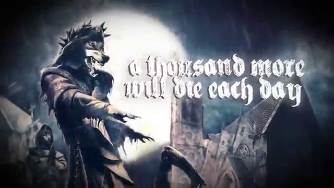 POWERWOLF — Out In The Fields (Gary Moore Cover) Official Lyric Video   Napalm Records