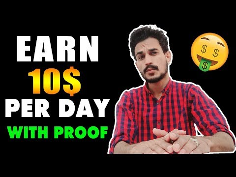 Easy Way To EARN Money Online In 2019 – Earn $20 Per Day 100% guaranteed Without investment