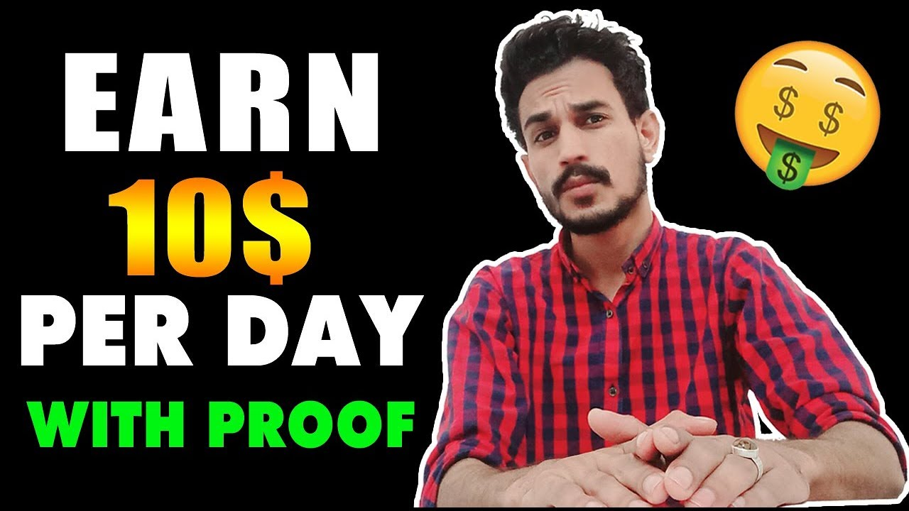 Easy Way To EARN Money Online In 2019 - Earn $20 Per Day 100% guaranteed Without investment