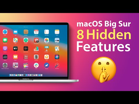 8 macOS Big Sur Hidden Features, Tips & Tricks You Might Not Know!