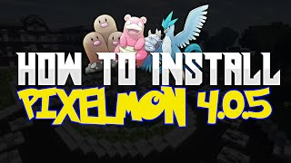 HOW TO INSTALL Minecraft Pixelmon 4.0.7 Mod [1.8 Forge] BEST TUTORIAL: EASY Step by Step Download!