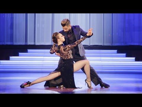Jose Fernandez - Martina Waldman | Welttanz Gala Baden Baden 2017 - Show Tango Argentino