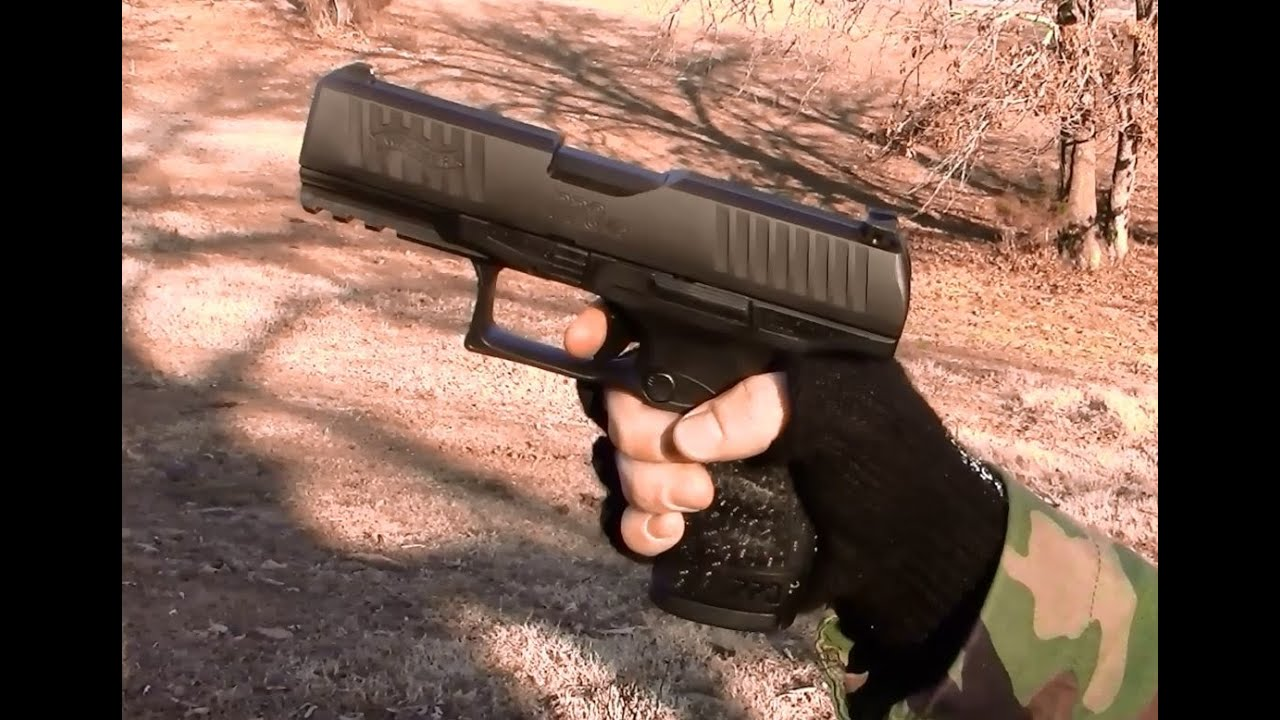 Walther PPQ M2  45 ACP Review - Walther Roundup Part 8