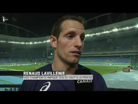 """R. Lavillenie critique l'ambiance au stade : """"La dernière fois qu'on a vu ça c'est quand Jesse..."""