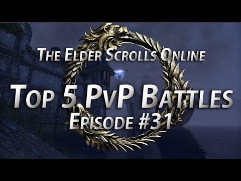 Top 5 PvP Battles #31 – The Elder Scrolls Online