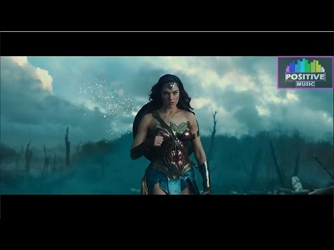 Armin van Buuren - Indestructible (Protoculture Remix)[Wonder Woman ][Fight Videos][2016]