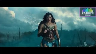 Armin van Buuren - Indestructible (Protoculture Remix)[Wonder Woman ][Fight Videos][2016] 2017 Video