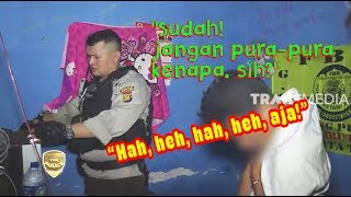 Tim Raimas Backbone Bekuk Pengguna Narkoba | THE POLICE (21/02/20) Part 1