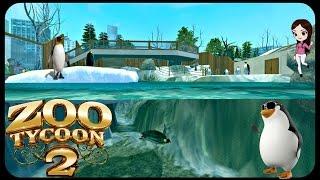 Seasons Zoo | 🐧 Penguins | Zoo Tycoon 2 Part 3 Gameplay