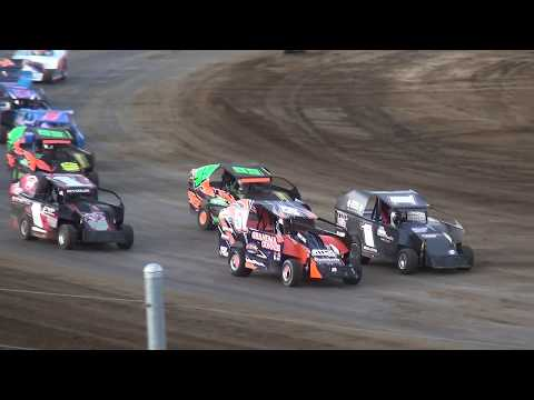 Indee Car feature Independence Motor Speedway 6/3/17