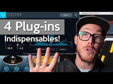 4 plugins GRATUITOS que tenes que tener 2018 | Audio para Músicos