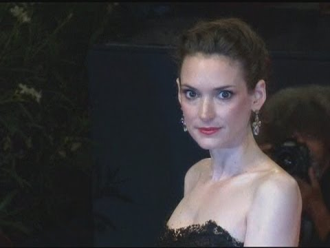 Iceman stars including Winona Ryder walk the red carpet at Venice Film Festival