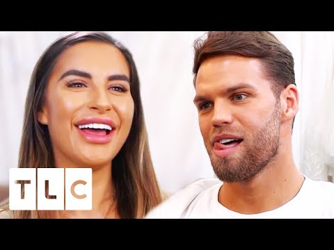 Jess And Dom From Love Island Are Wedding Dress Shopping!  Say Yes To The Dress UK