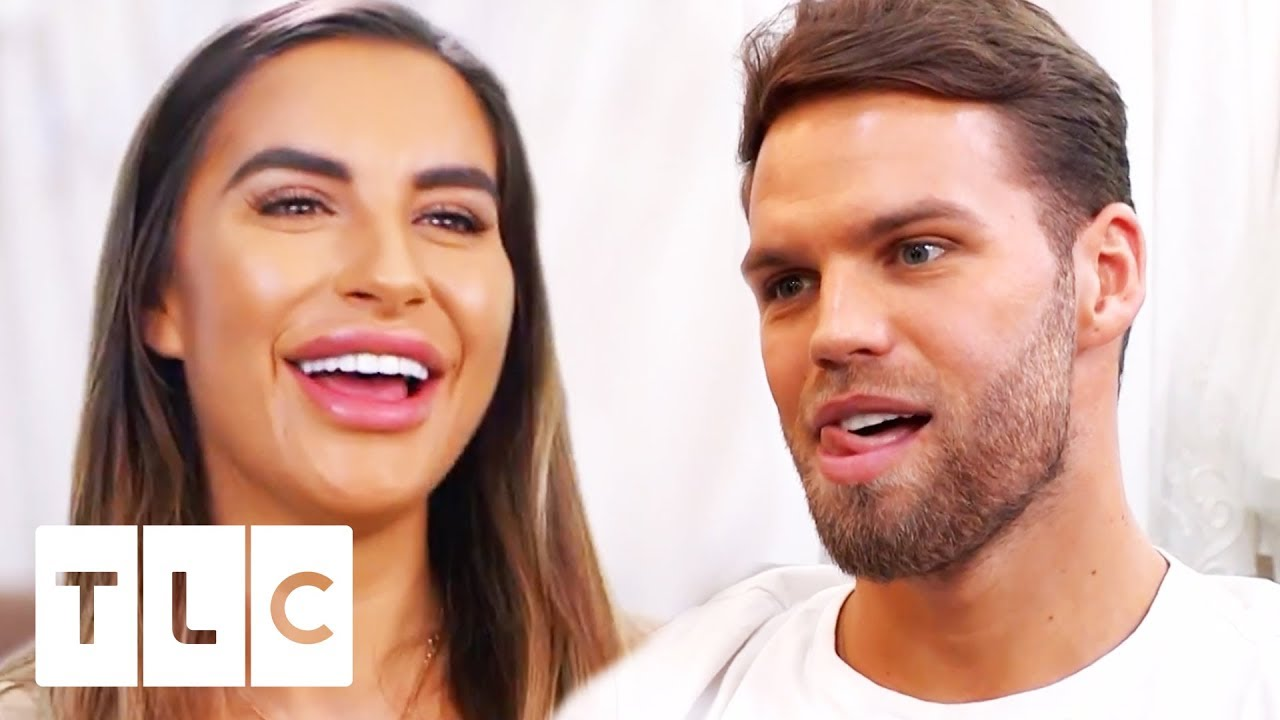 Jess And Dom From Love Island Are Wedding Dress Ping Say Yes To The Uk