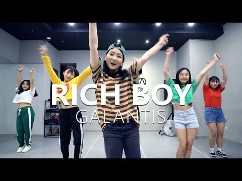 [ Beginner Class ] Galantis - Rich Boy / Choreography . WENDY