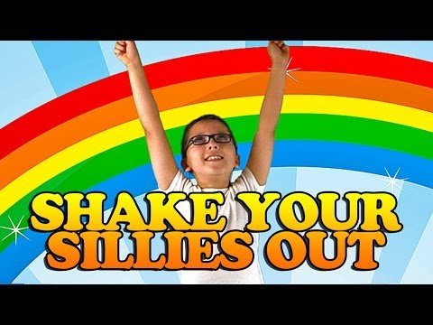 Shake Your Sillies Out ♫ Brain Breaks Songs for Kids ♫ Kids Action Songs  The Learning Station