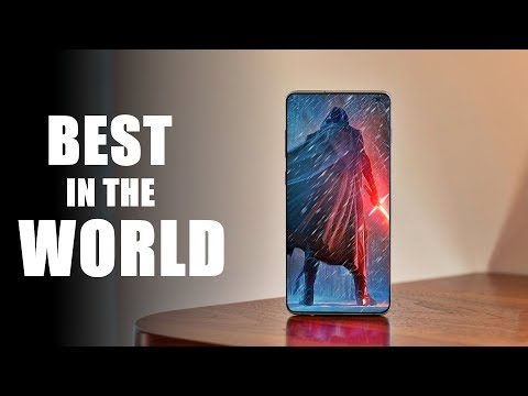 Galaxy S10 Plus Is Now Officially THE BEST IN THE WORLD